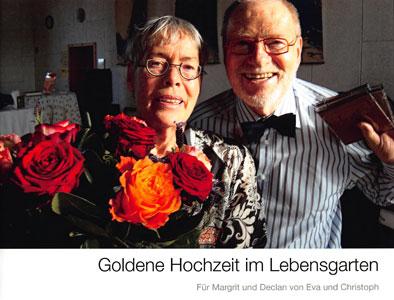 Goldene Hochzeit im Lebensgarten