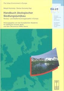 Handbuch ökologischer Siedlungs(um)bau