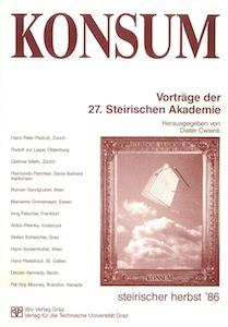 KONSUM - Vorträge der 27. Steirischen Akademie