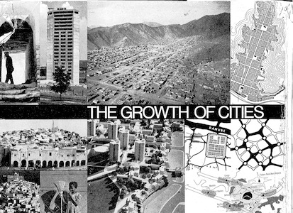 The Growth of Cities - THE REGENERATION OF REGENSBURG