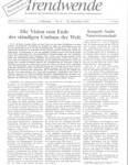 Trendwende-Sonderausgabe: 'Permakultur'