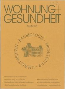 Wohnung+Gesundheit: 'Vision und Wirklichkeit - Ökosiedlungen/Permakultur'