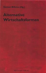Cover Alternative Wirtschaftsformen