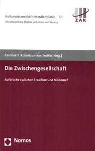"""Cover """"Die Zwischengesellschaft"""""""