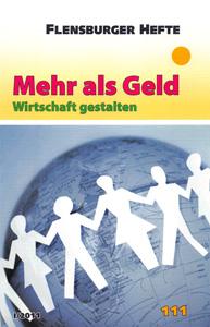 """Cover """"Mehr als Geld"""""""