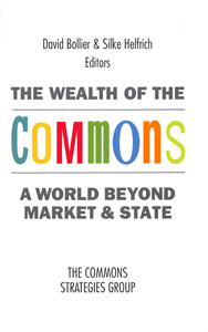 "Cover ""The Wealth Of The Commons"""